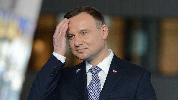 Andrzej Duda - Sputnik Polska