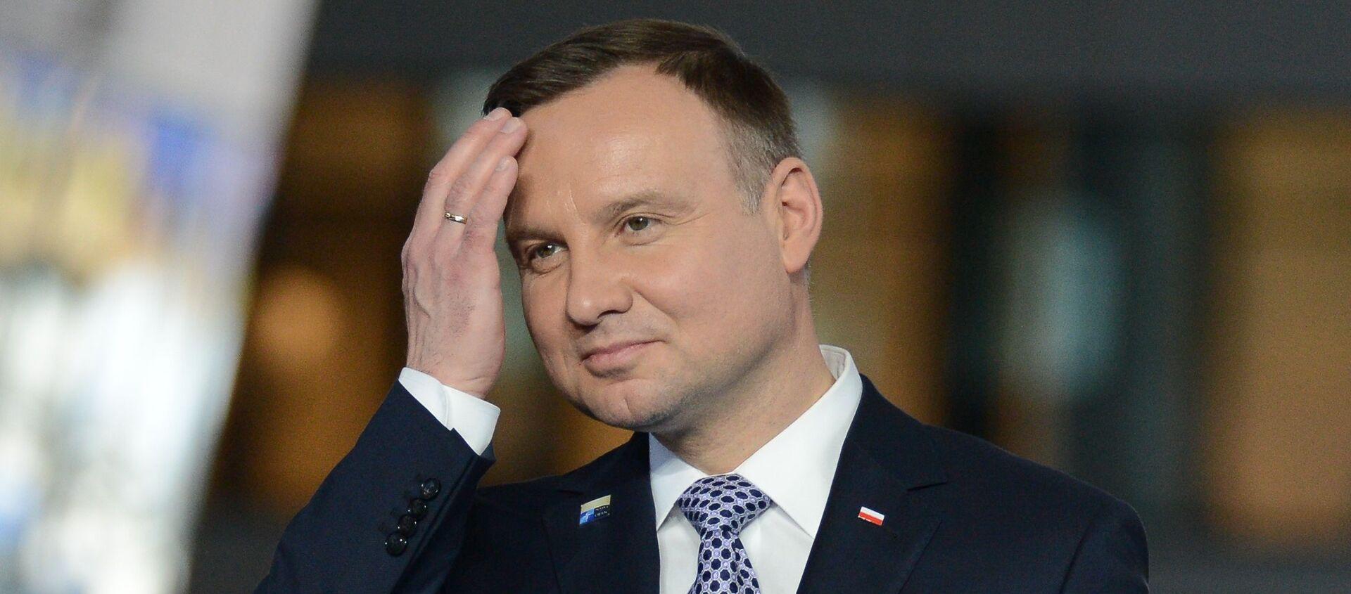 Andrzej Duda - Sputnik Polska, 1920, 05.06.2021