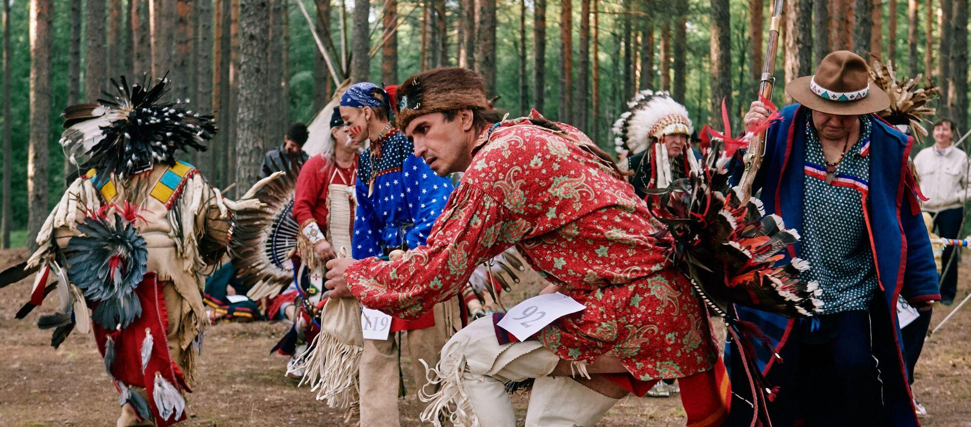 Festiwal indiańskiej kultury  - Sputnik Polska, 1920, 30.06.2020