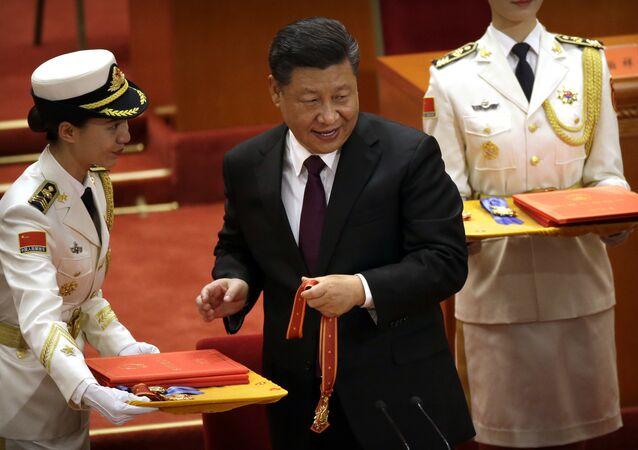 Prezydent Xi Jinping