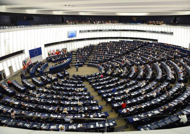 Na pierwszej sesji Parlamentu Europejskiego nowej kadencji