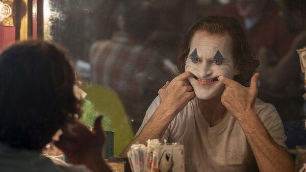 "Kadr z filmu ""Joker"" - Sputnik Polska"
