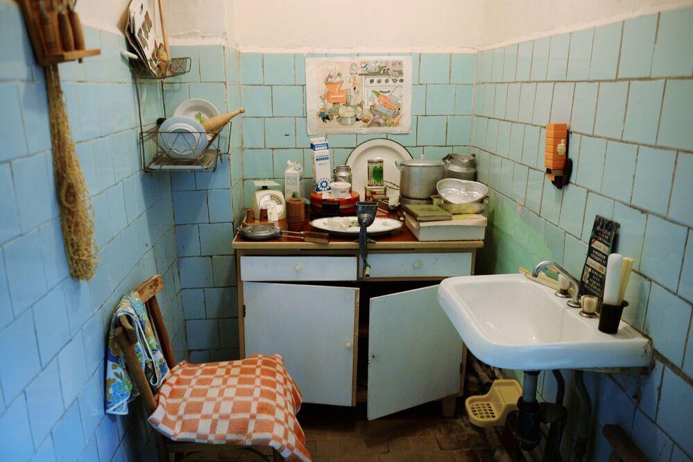 Muzeum rzeczy z epoki radzieckiej Zrobione w ZSRR w Jekaterynburgu