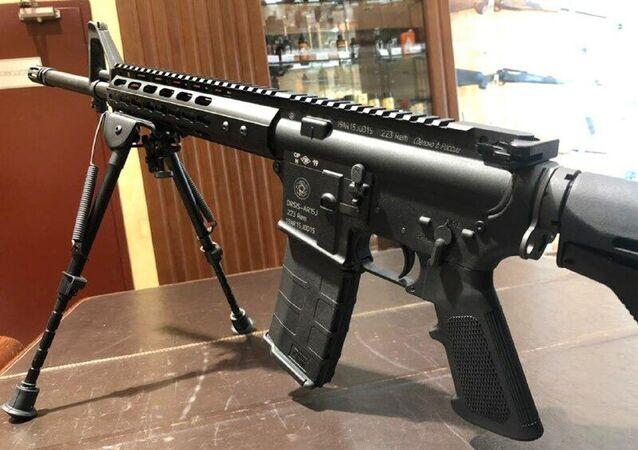 Karabin ORSIS-AR15J