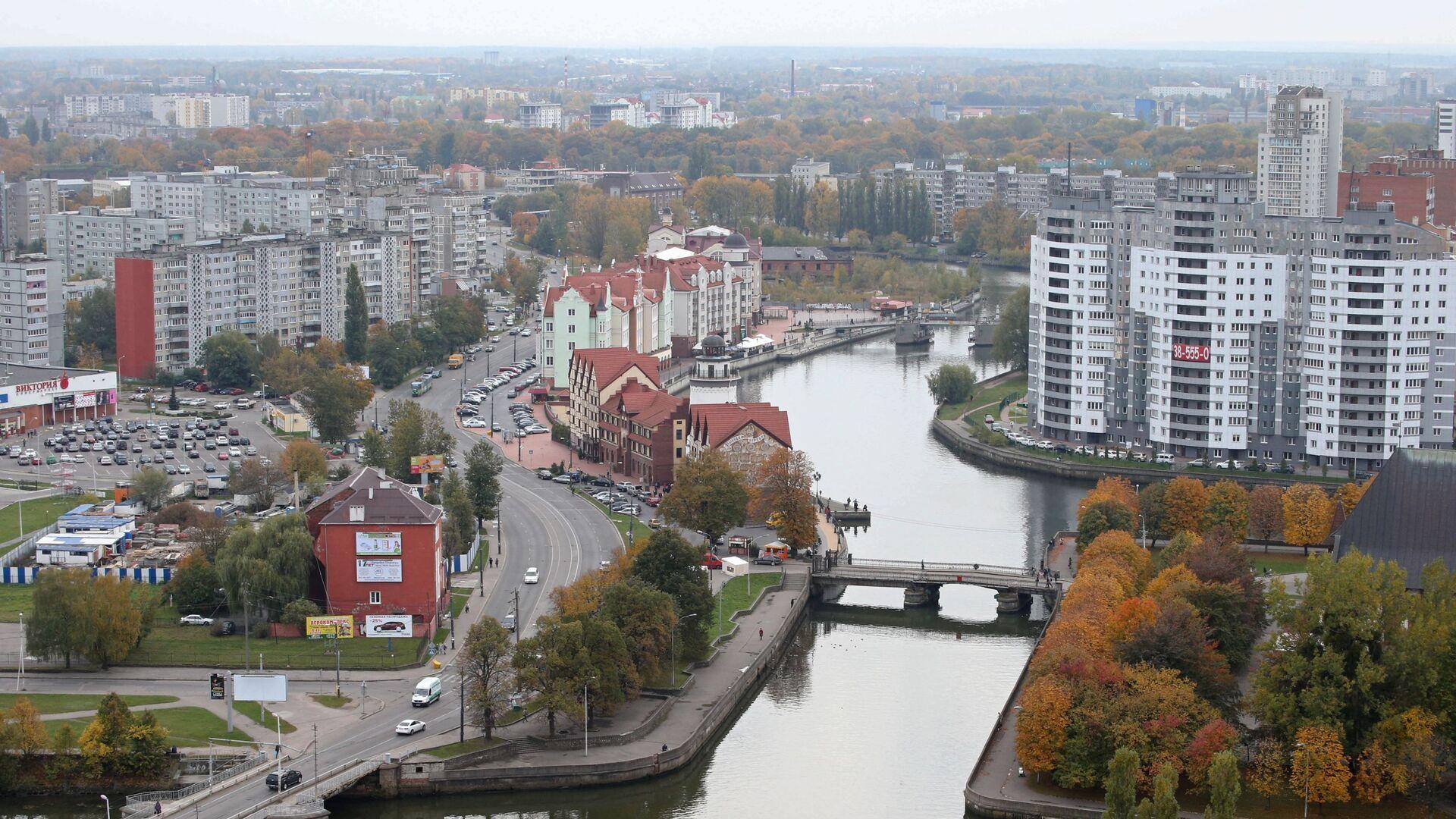 Kaliningrad - Sputnik Polska, 1920, 07.08.2021
