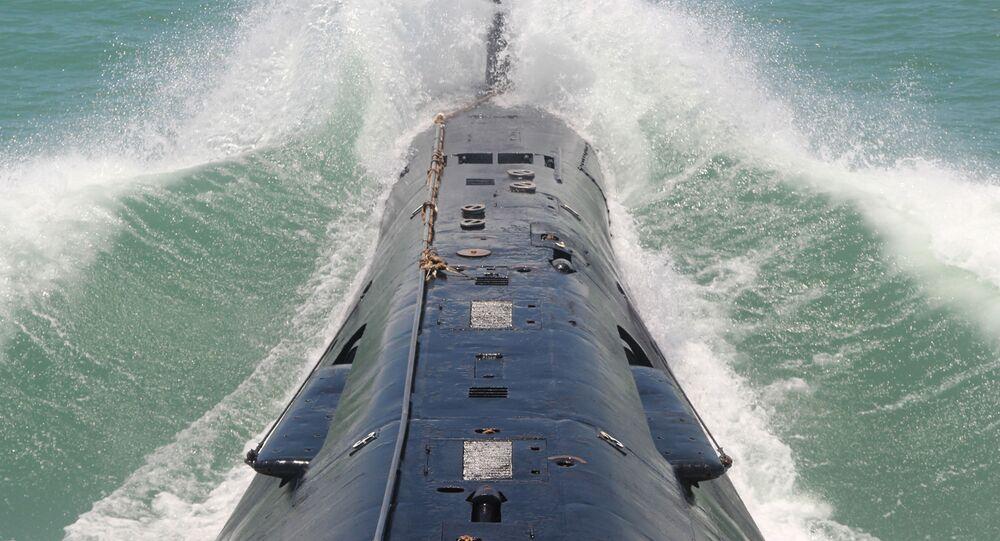 Okręt podwodny Chińskiej Armii Ludowo-Wyzwoleńczej