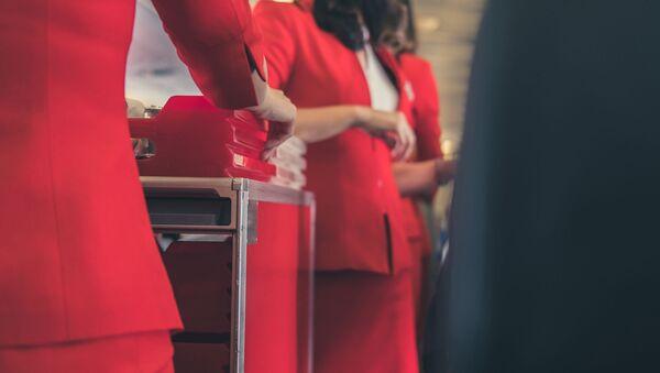 Stewardessy - Sputnik Polska