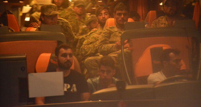 Na syryjską granicę dotarł duży turecki konwój ze sprzętem wojskowym