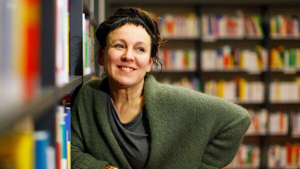Polska pisarka Olga Tokarczuk - Sputnik Polska