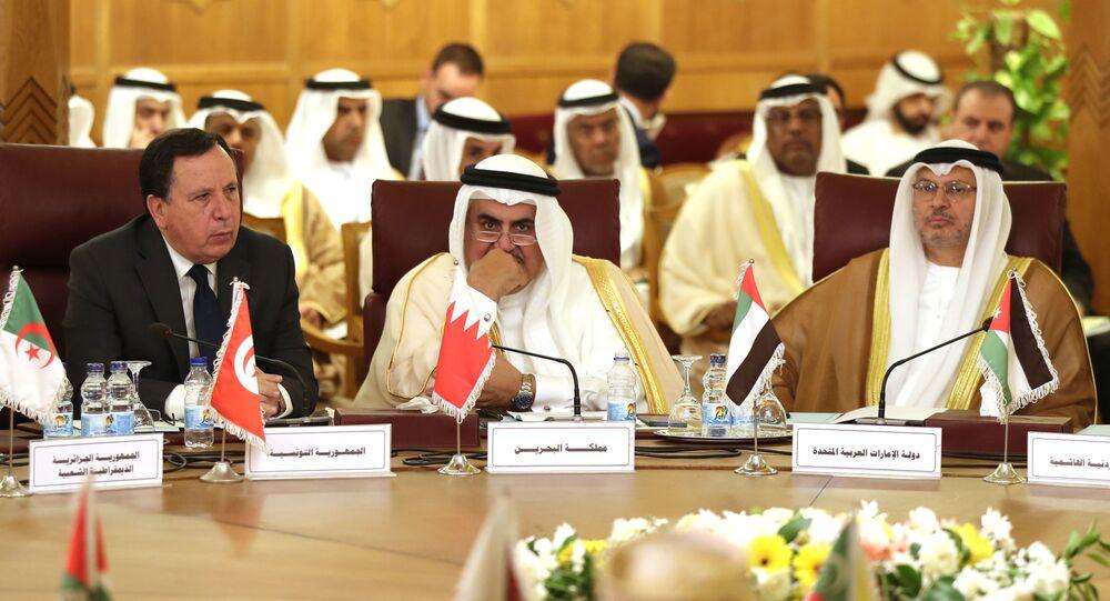 Szefowie MSZ Ligii Pańśtw Arabskich omawiają operację tureckich sił zbrojnych na północy Syrii