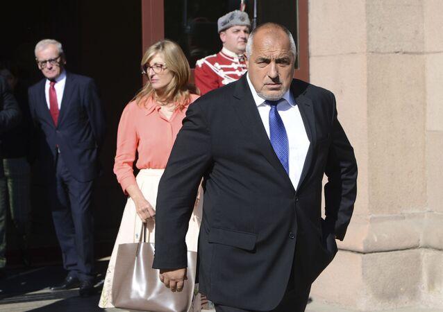 Premier Bułgarii Bojko Borisow