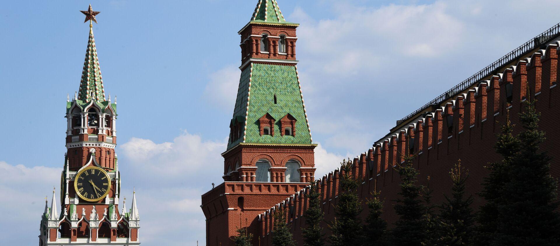 Kreml, Moskwa - Sputnik Polska, 1920, 04.06.2021