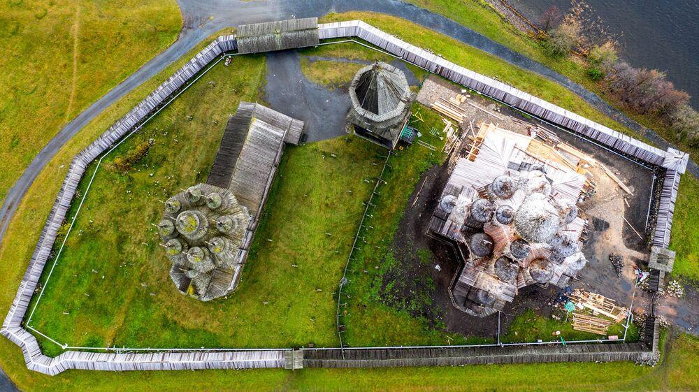 Terytorium Państwowego Muzeum Historyczno-Architektonicznego w Kiży, Karelia
