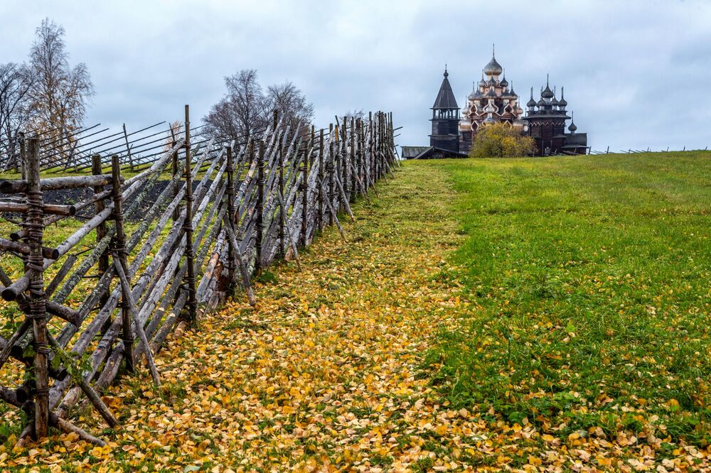 Świątynia Przemienienia Pańskiego w Karelii