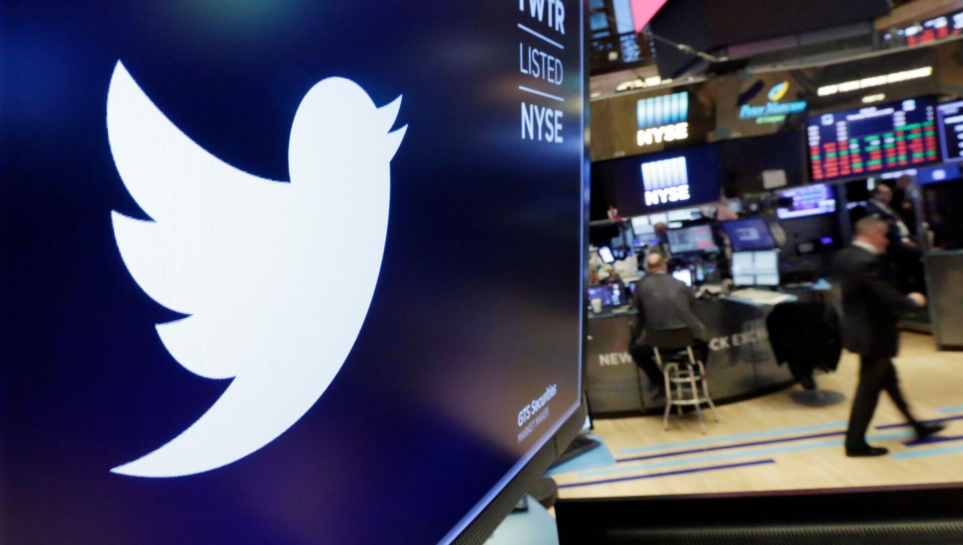 Bioro Twittera w Nowym Jorku - Sputnik Polska, 1920, 10.03.2021