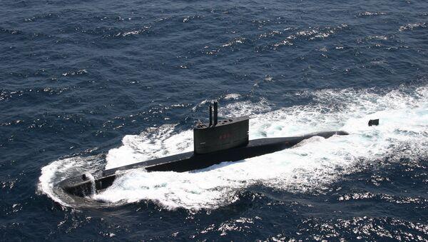 Okręt podwodny Tapajo - Sputnik Polska