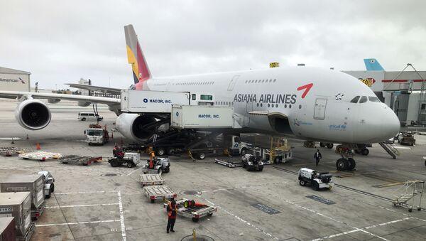 Airbus A380 - Sputnik Polska