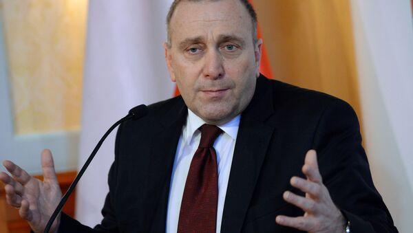 Grzegorz Schetyna - Sputnik Polska