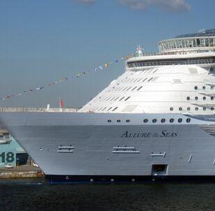 Statek wycieczkowy Allure of the Seas