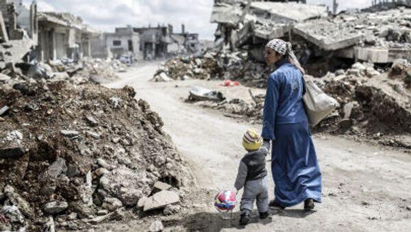 Syryjska Kurdyjka - Sputnik Polska