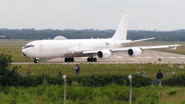 Samolot Marynarki Wojennej USA E-6B Mercury - Sputnik Polska