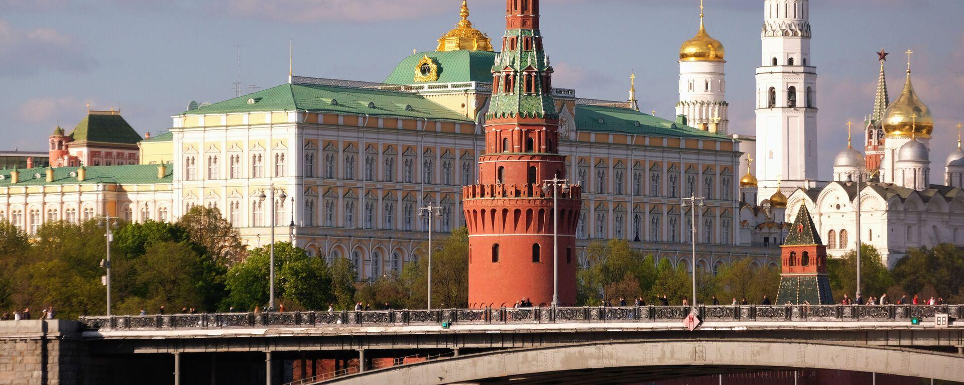 Moskiewski Kreml - Sputnik Polska, 1920, 25.05.2021