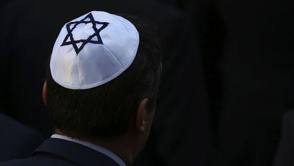Co czwarty Niemiec podziela antysemickie poglądy – wynika z badań Światowego Kongresu Żydów. - Sputnik Polska