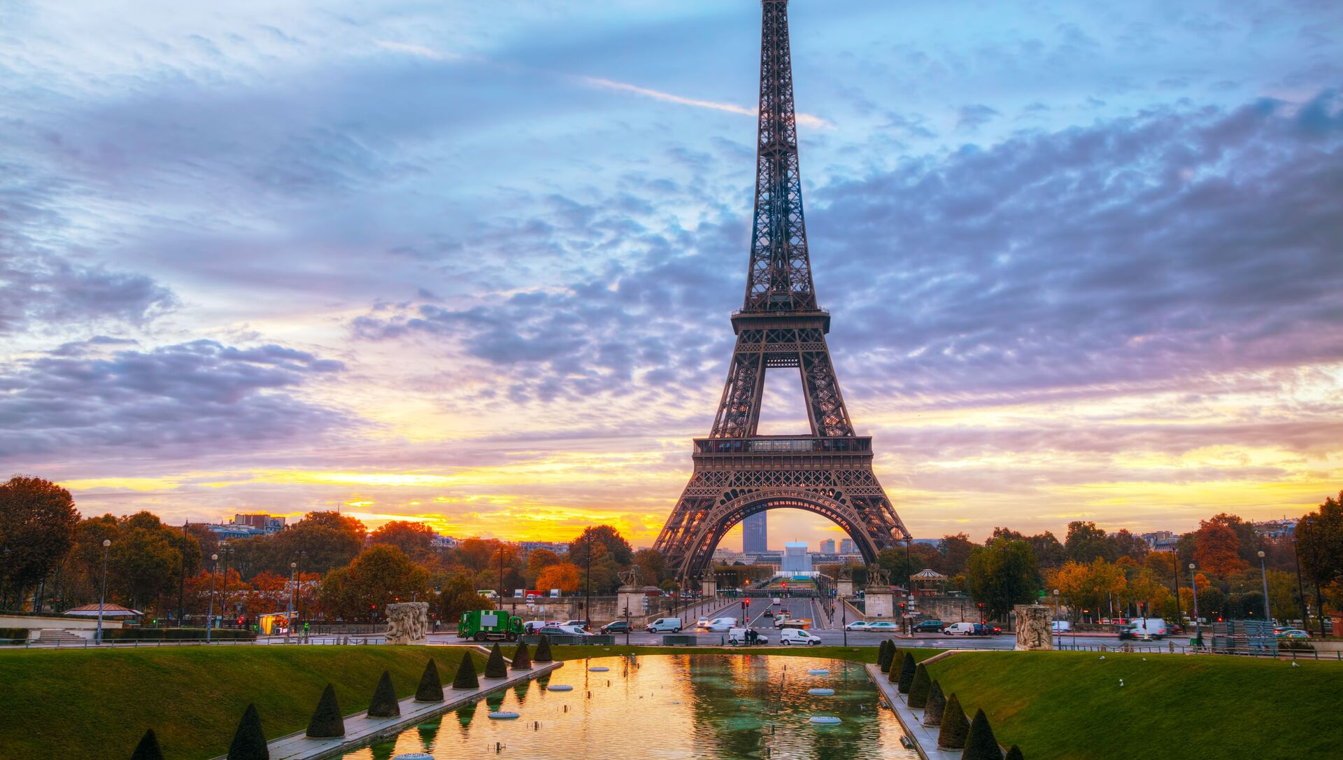 Wieża Eiffla Paryż Francja - Sputnik Polska, 1920, 31.03.2021