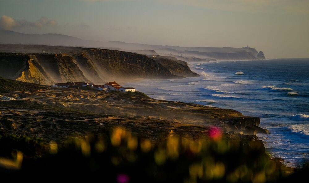Malownicza miejscowość Ericeira w Portugalii