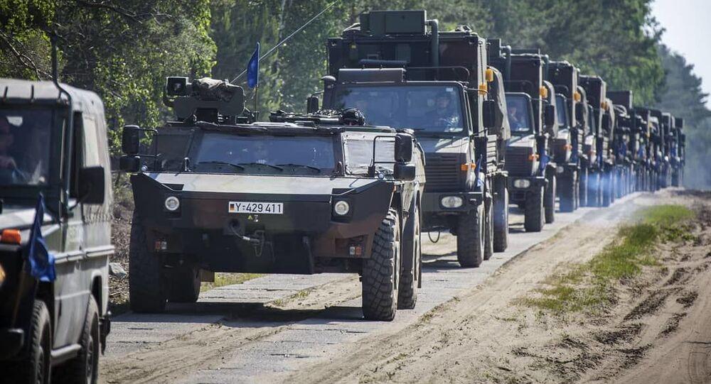 Ćwiczenia NATO