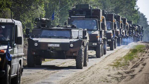 Ćwiczenia NATO - Sputnik Polska