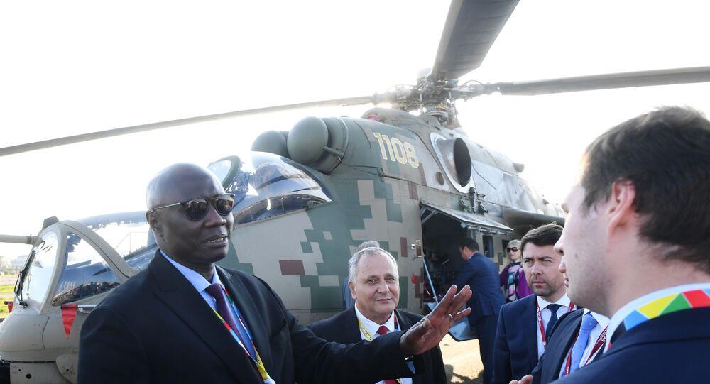 Szczyt Rosja-Afryka