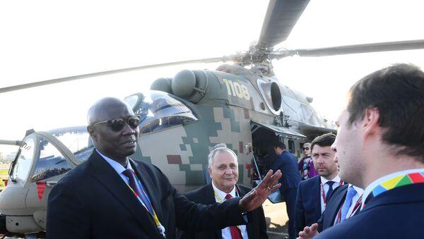 Szczyt Rosja-Afryka - Sputnik Polska