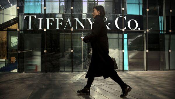 Sklep Tiffany & Co w Pekinie - Sputnik Polska