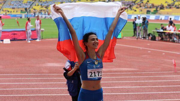 Światowe wojskowe igrzyska sportowe w Chinach - Sputnik Polska
