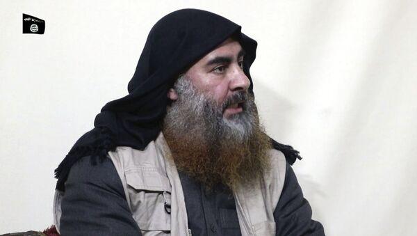 Przywódca PI Abu Bakr al-Baghdadi - Sputnik Polska