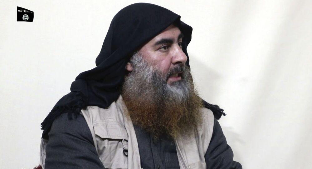 Przywódca PI Abu Bakr al-Baghdadi