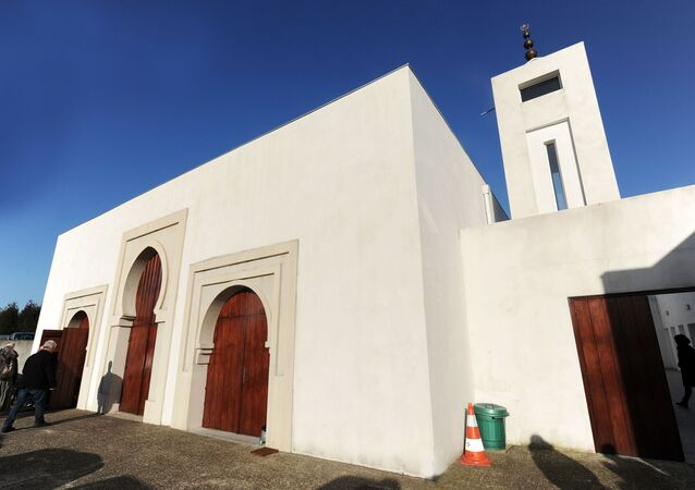 Meczet w Bayonne