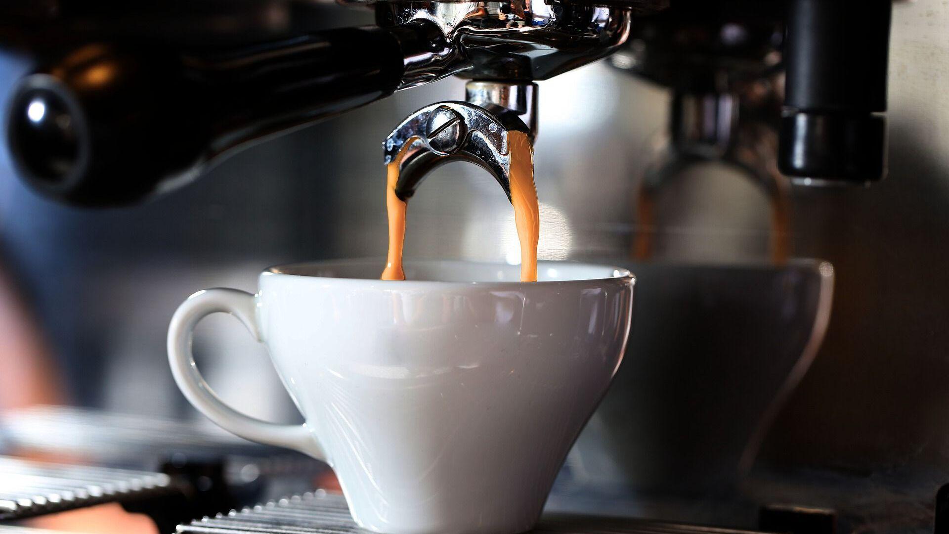Kawa kawiarnia - Sputnik Polska, 1920, 05.02.2021