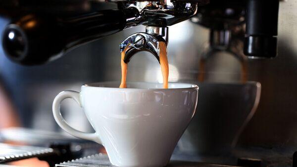 Kawa kawiarnia - Sputnik Polska