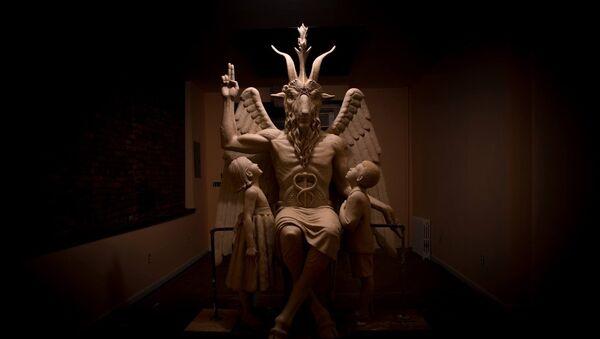 Świątynia Szatana w Detroit w stanie Michigan, USA - Sputnik Polska