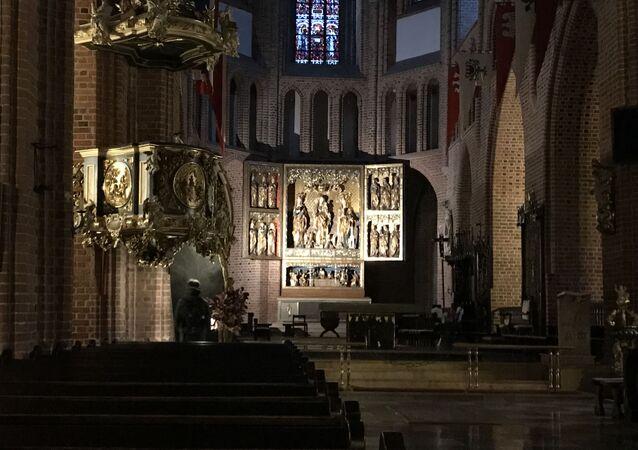 Polski kościół w Poznaniu