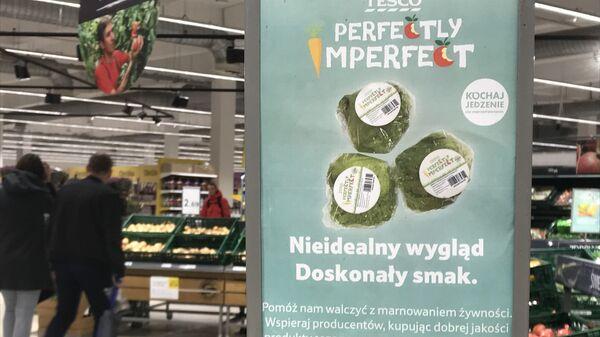 W sklepie Tesco  - Sputnik Polska