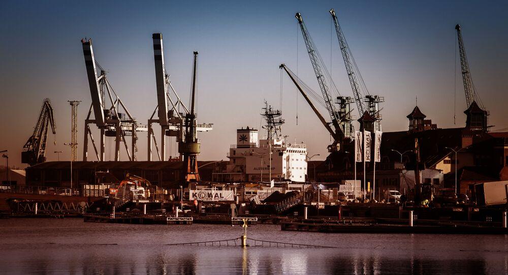 Port morski w Szczecinie