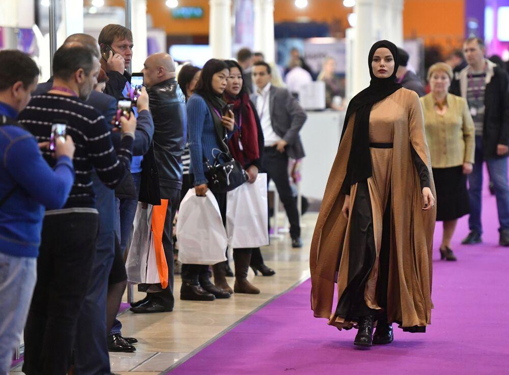 Pokaz mody pogrzebowej