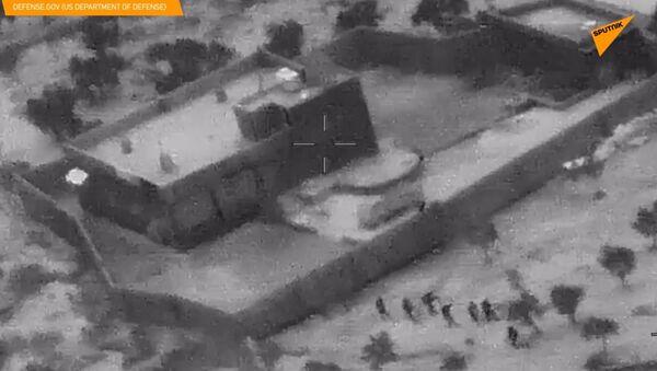 Likwidacja przywódcy ISIS - Sputnik Polska