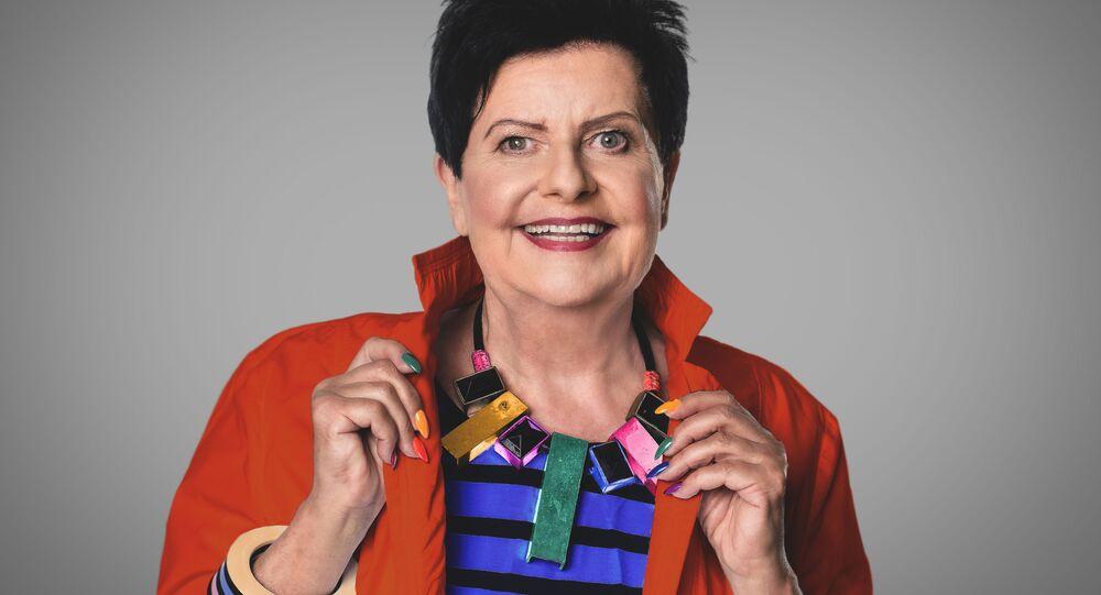 Poseł na Sejm prof. Joanna Senyszyn