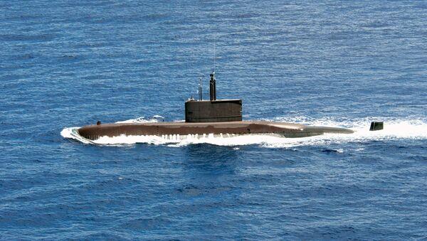 Okręt podwodny typu 209 - Sputnik Polska