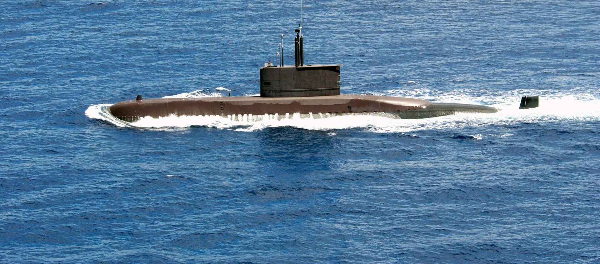 Okręt podwodny typu 209 - Sputnik Polska, 1920, 08.10.2020