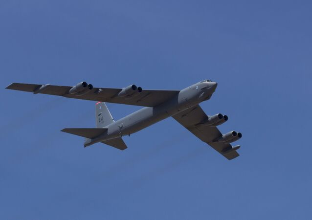 Stratofortress B-52.